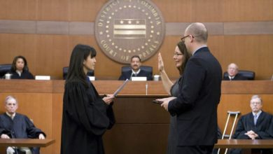 Photo of The Existence of the Court Judge