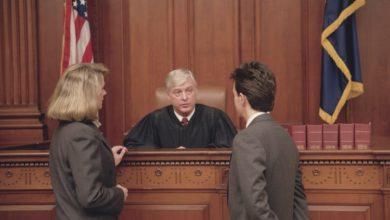 Photo of Divorce Judge