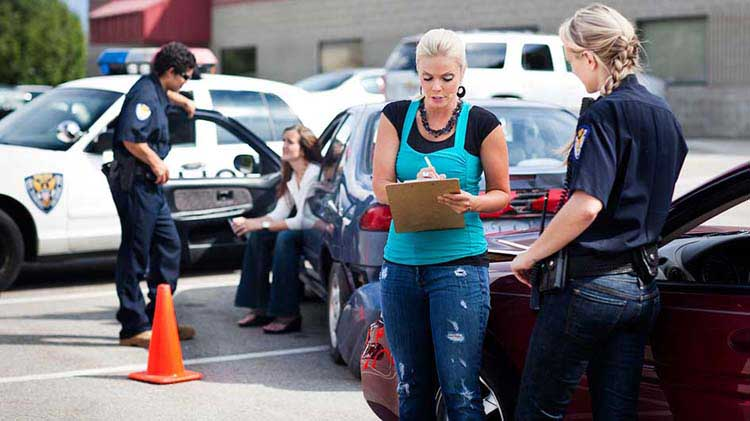 Photo of Six Ways to Prevent Crashes in Parking Lots