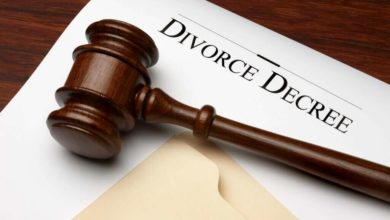 Photo of Divorce Decree – Your Judge's Final Word