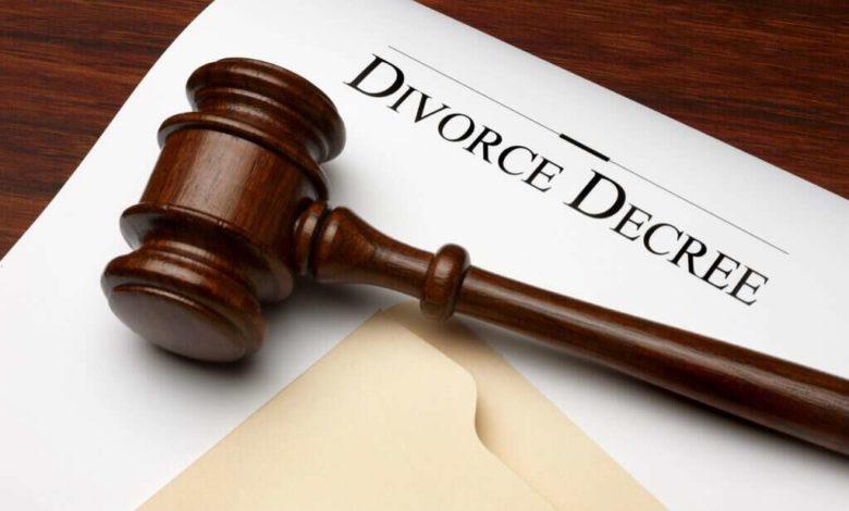 Photo of Divorce Decree – Your Judge's Final Word
