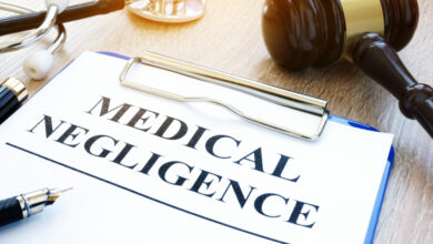 Photo of Medical negligence claims