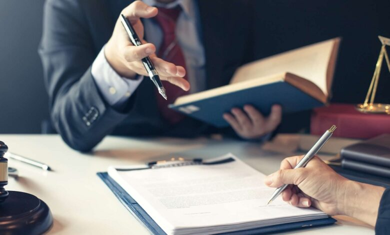 Photo of Here Are The Reasons Why You Should Hire A Professional Attorney